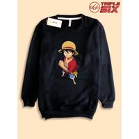 Sweater Sweatshirt Anime Luffy Mugiwara One piece