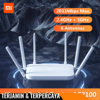 Xiaomi Redmi WiFi Router Gigabit AC2100 2033Mbps with 6 High Gain