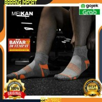 Kaos Kaki Kaus Kaki Sock Pendek Sport olahraga lari gym Pria Wanita