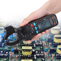 BSIDE ACM81 Mini Digital Clamp Meter 2000 Counts WidgetShop