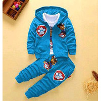 O ST KID PAW PATROL FASHION ANAK COWO MODEL TERBARU FAVORIT TERLA