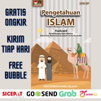 Mainan Belajar Anak Flash Card Kartu Edukasi Flashcard Rukun Islam