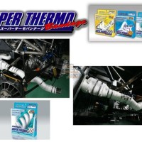 BEST QUALITY BILLION Exhaust Wrap Wraping Header SUPER THERMO BANDAG