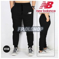 TRENDY Celana Jogger Pants New Balance Celana Training Sweatpants