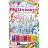 Mainan Edukasi UNICORN CRYSTALLITE - Percantik Unicornmu Sekarang Juga