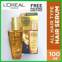 HOT Loreal Paris Extraordinary Oil Serum Vitamin Rambut NEW