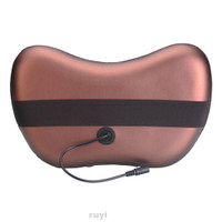 Relaxed Easy Operate Home Portable Car Seat Massage Pillow