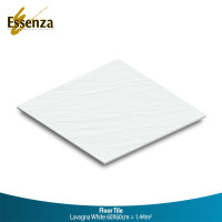 ESSENZA LAVAGNA WHITE 60X60CM = 1.44M2