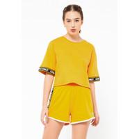 Colorbox Basic Short Sleeve I:Tskfth120G051 Yellow