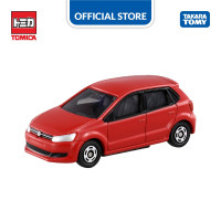 Tomica Regular #109 Volkswagen Polo (Red)
