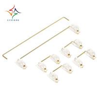 ORIGINAL Gold Plated PCB Screw-in Stabilizers 2U 6.25U 7U