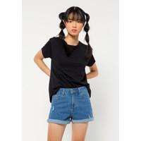 Colorbox Regular Loose T-Shirt I:Tskbsc520O502 Black