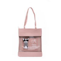 Colorbox Pink Tote Bag I1Hbwasc120D023 Pink