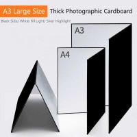 Papan Reflector Lipat Cardboard 3in1 Reflective Paper - A3R
