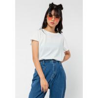 Colorbox Regular Loose T-Shirt I:Tskbsc520O503 Off White