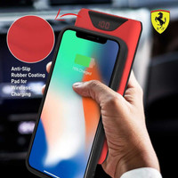 Premium Ferrari On Track Quilted Wireless Powerbank 10K mAh MIMAMO