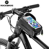 Rockbros Tas Sepeda Waterproof untuk 6.0 inch Smartphone - 017-1