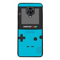 Case Casing Xiaomi Redmi Note 9 Pro Game Boy Color FF0447