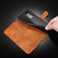 Flip Casing Untuk Samsung Galaxy S20 FE S20Fe 5g Leather Phone Case
