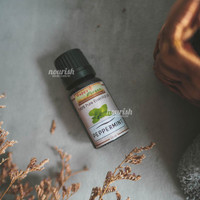 Terkini Happy Green Peppermint Essential Oil 10 ml