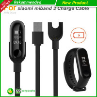 Baru!! for Xiaomi Mi Band 3 2 Adapter USB Charging Cable Smart Watch i