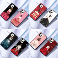 Casing IPhone 12 Mini Pro MAX Soft Case Cover Silicon Tampilan
