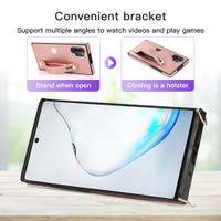 Samsung Galaxy Note 9 10 20 Plus 20 Ultra Wristband Leather Cases