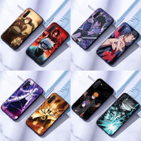 Casing Samsung Galaxy Note 8 9 10 Lite Plus Soft Case Silikon Naruto 2
