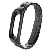 Watchband 3 Point Strap Stainless Steel Xiaomi Mi Band 3 - CBXM315