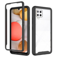 Hard Case Pc & Tpu Bumper Shockproof Cover Samsung Galaxy A42 5g