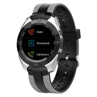 Sporty Smartwatch Jam Tangan Heart Rate Calorie Pedometer - G5