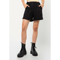 Colorbox Short Cargo Pants I:Spwkey221A017 Black