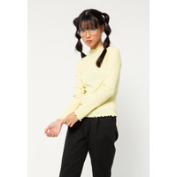 Colorbox Basic Long Sleeves I:Tlkkey221A060 Yellow