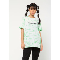 Colorbox Longline T-Shirt I:Tskkey221A007 Off White