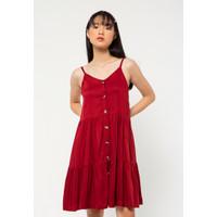 Colorbox Mini Dress I:Diwkey221A027 Red