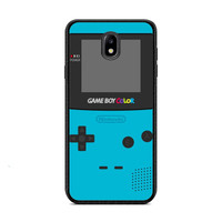 Case Hp Samsung Galaxy J7 Pro Game Boy Color FF0447