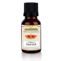 best quality Happy Green Original Thieves Essential Oil 30 ml -