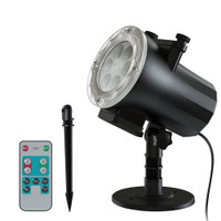 HP- Led Projector Light Christmas Projector Lamp Outdoor Waterproof