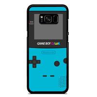 Case Hp Samsung Galaxy S8 Game Boy Color FF0447