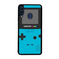 Case Custom Samsung Galaxy A20s Game Boy Color FF0447