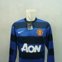 Jersey Manchester United Away LS 11-12