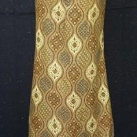BP-105.33emas Rok kebaya modern emas Batik ,size XXL (Kode -105.33emas)