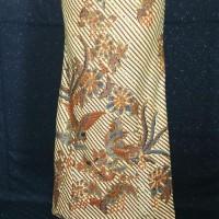 BP-105.29mas Rok kebaya modern emas Batik ,Size XXL (Kode BP-105.29mas)
