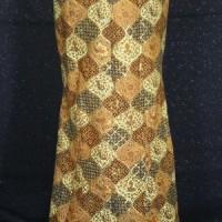 BP-105.28emas Rok kebaya modern emas Batik ,size XXL (Kode BP-105.28emas)