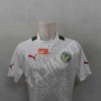 Senegal Home 2011/2012 - Baju Bola - Kaos Bola - Jersey Bola