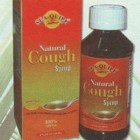 Sea Quill Natural Cough Syrup