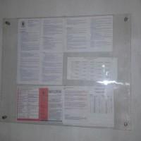 Poster Acrylik Dinding
