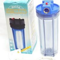 """Filter Air / Water filter Housing 10"""" Puretrex"""
