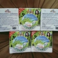 Sabun Beras Susu Thailand 3in1 K-Brothers (susu+madu+mutiara) / Kemasan Box