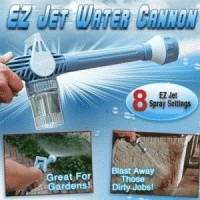 Ez Jet Water Cannon, Alat Bantu Cuci ( Semprot ) Mobil / Motor / Bunga